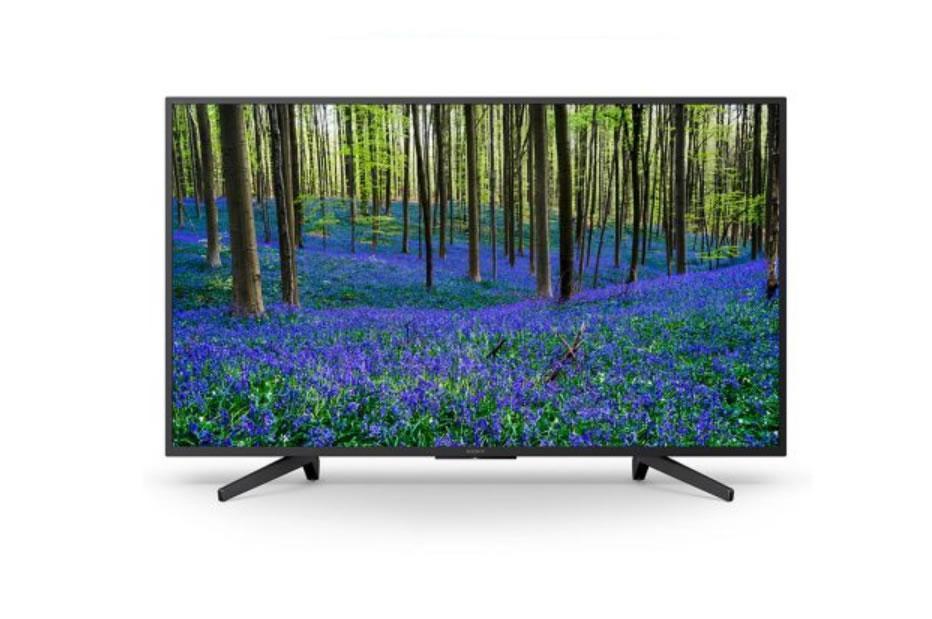 """Smart TV 55"""" 4K Sony Ultra HD KD-55X725F"""