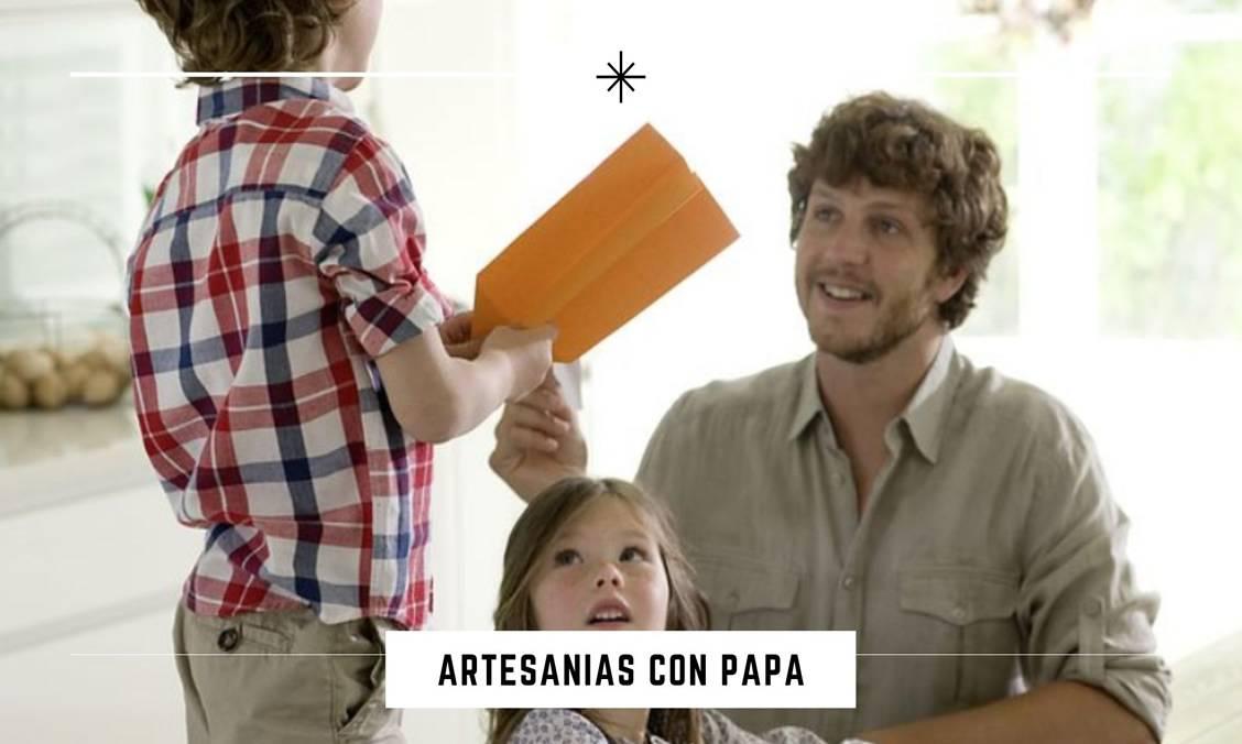 una buena idea es hacer artesanias con papa